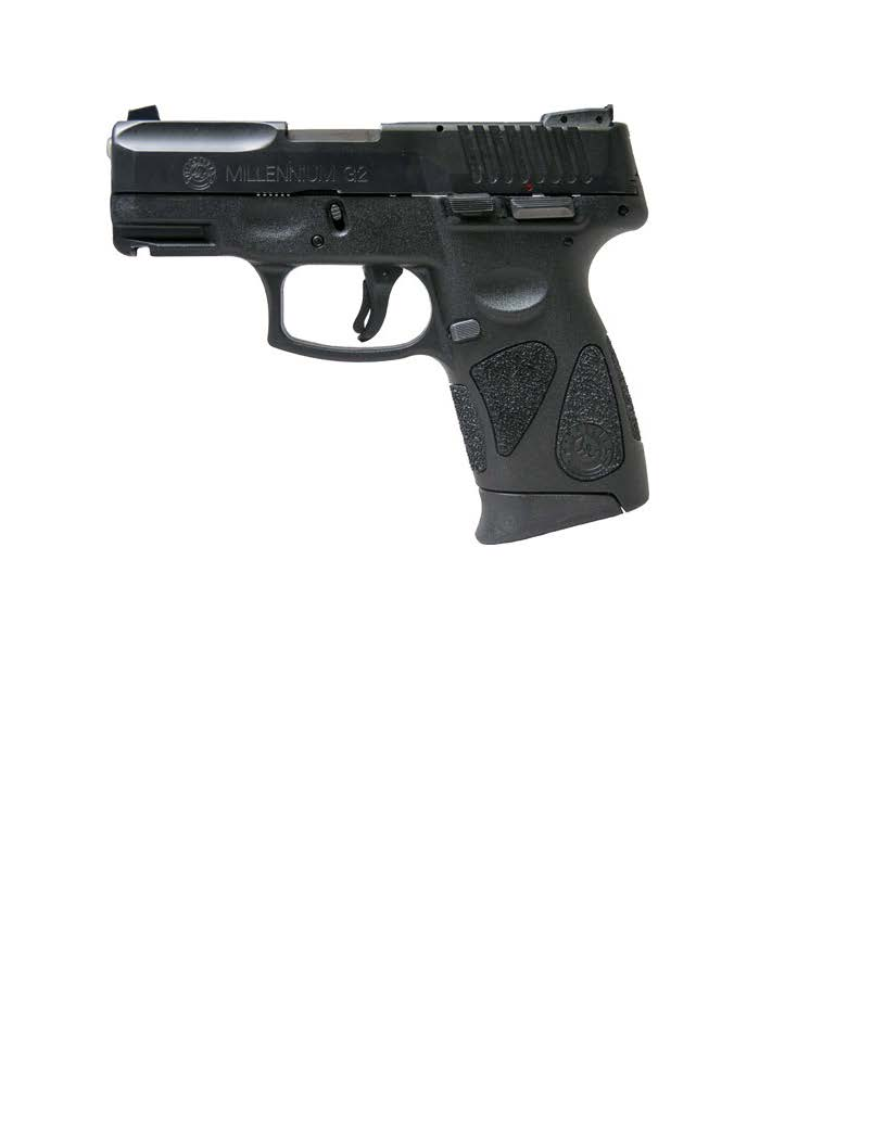 TAURUS G2C 9MM 12-SHOT 3-DOT ADJ  MATTE BLACK POLYMER – USA Guns & Ammo